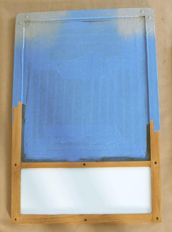 ikea board hack paint