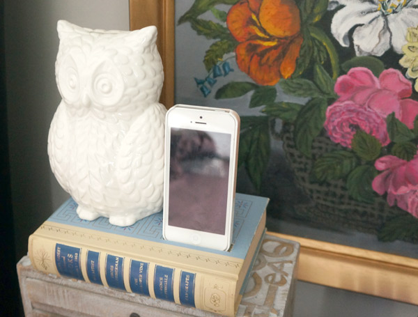 DIY iphone dock 3