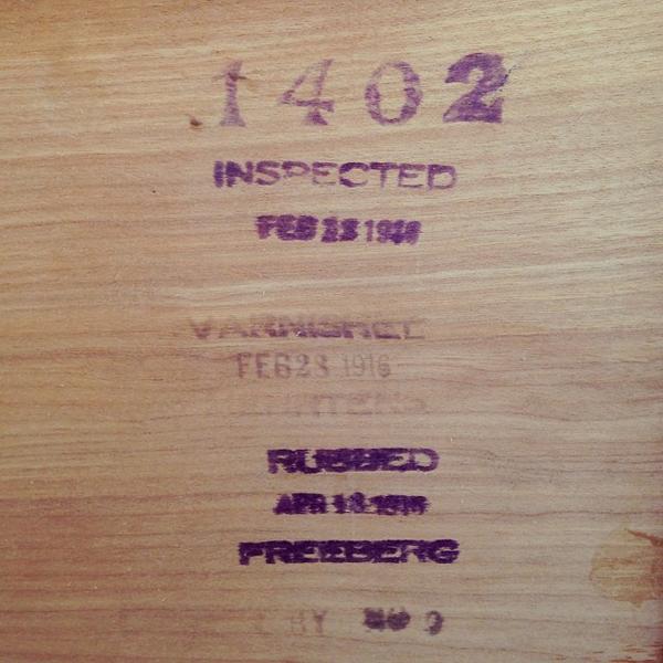 restore dresser date