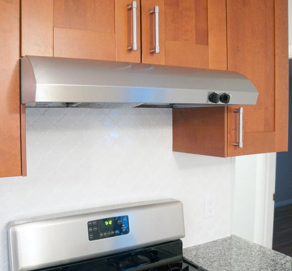 week 15 kitchen stove