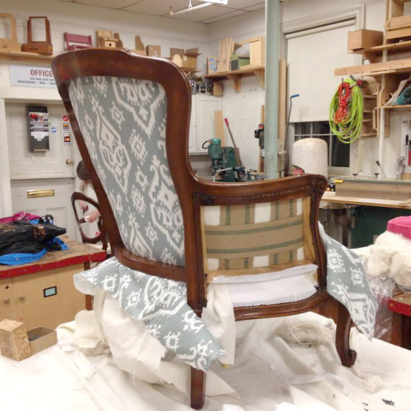 antique chair progress 2