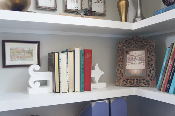 Styled shelves 1