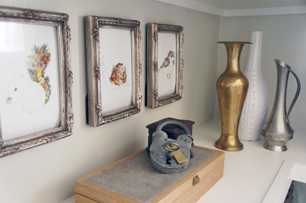 Styled shelves 3