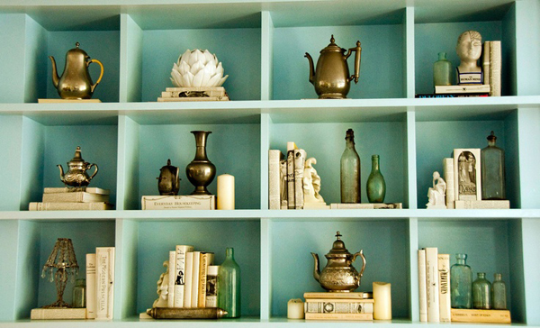 tumblr antique stuled shelves