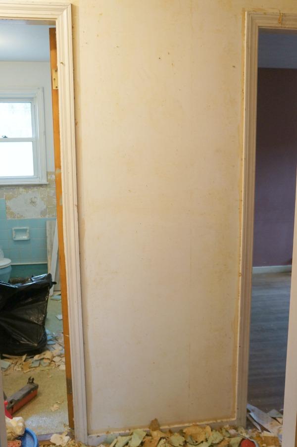 wallpaper gone