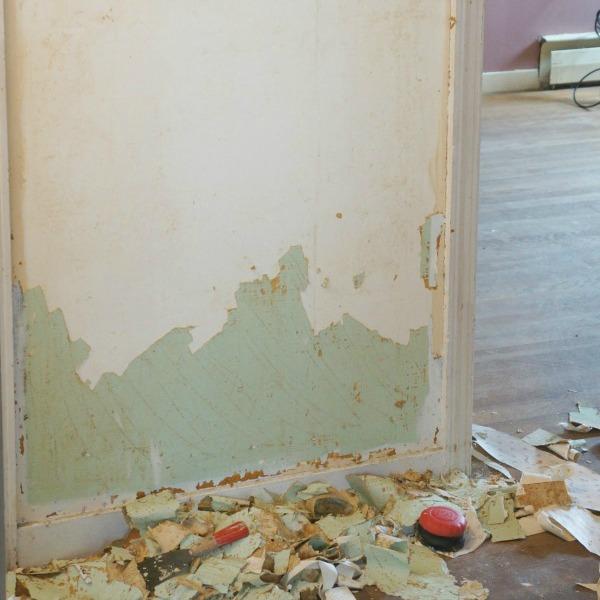 wallpaper progress