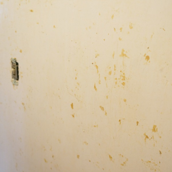 wallpaper residue