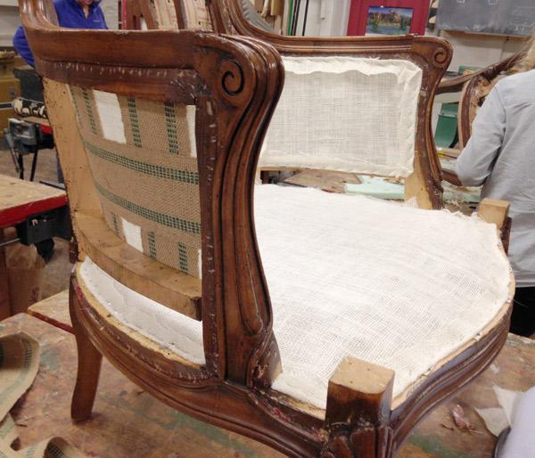 Antique chair progress 3