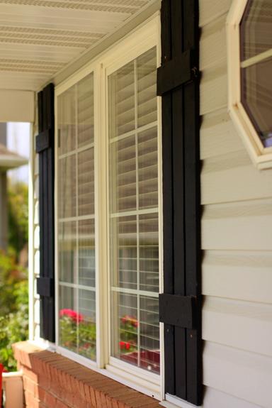 black-shutters
