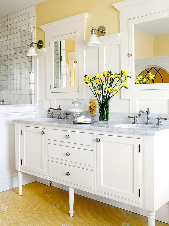 BHG butter bathroom