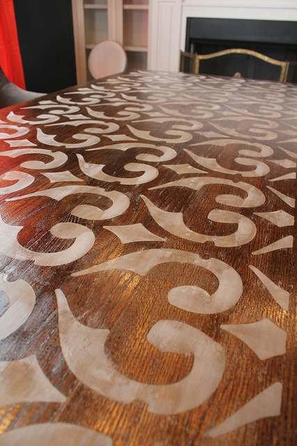 Kara Paslay Ardex Table