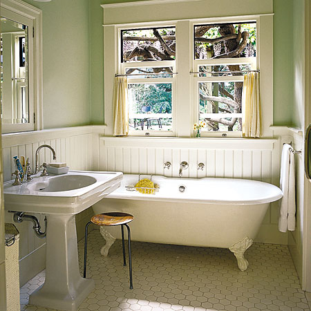 this old house favorite bathrooms/vintage farmhouse