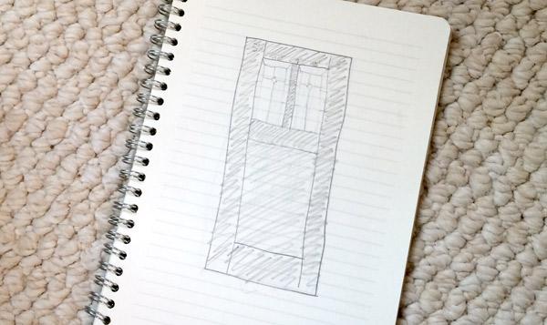 millie-w12-door-sketch