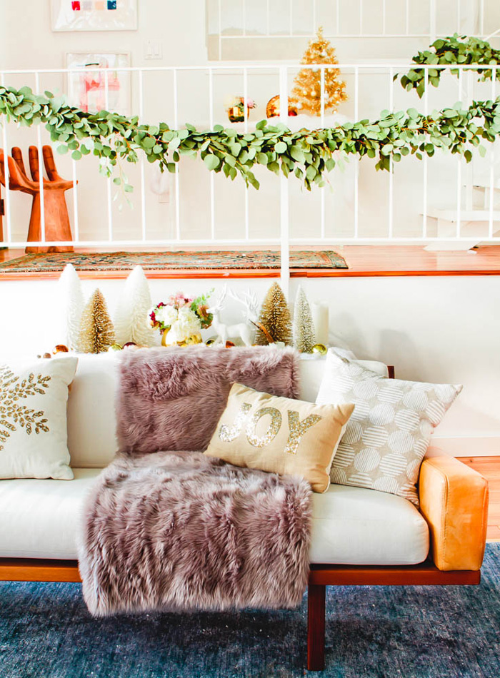 Emily Henderson Glam Home Holiday Tour