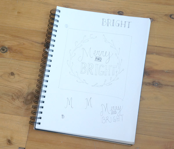 merry-bright-sketchbook