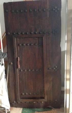 craigslist old door