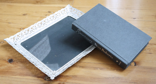 #swapitlikeitshot frame and book before