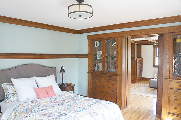 Millie the Fliphouse Master Suite Reveal via Year of Serendipity