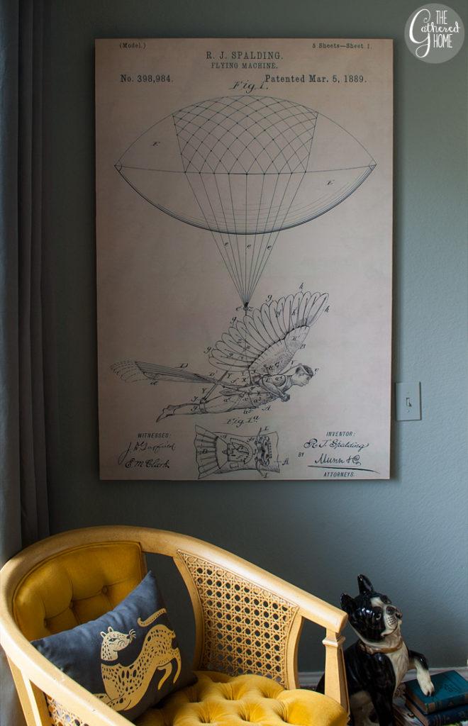 DIY Frameless Floating Art 7