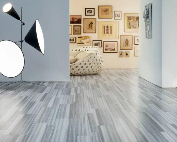 Gray floor via GoHaus.com