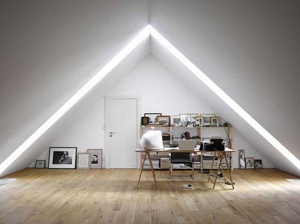 Attic Floors via GoHaus.com