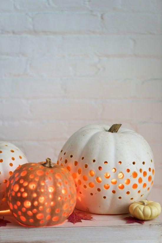 pumpkin lanters via DESIGN LOVE FEST