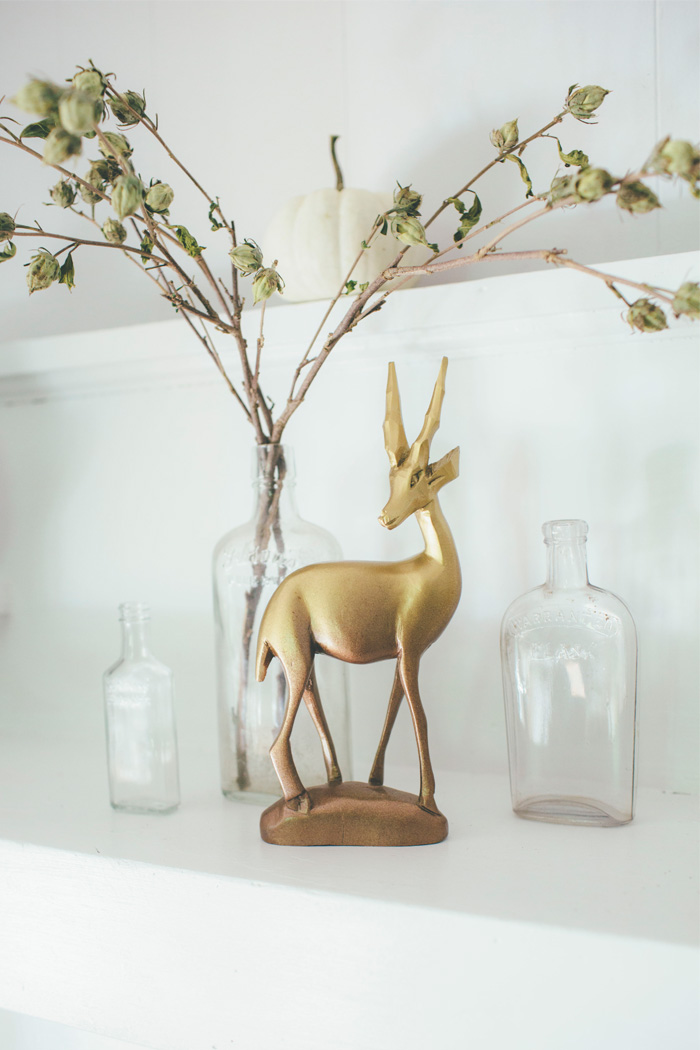 DIY thrift shopping extravaganza #swapitlikeitshot- Thoughts from Alice - ombre antelope