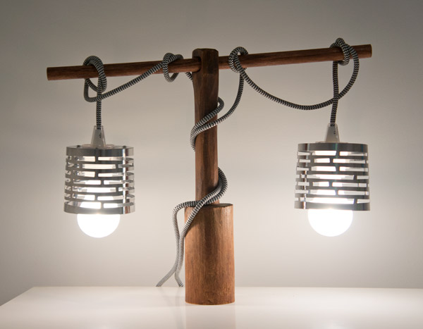 2015 recap- Swap it industrial lamp