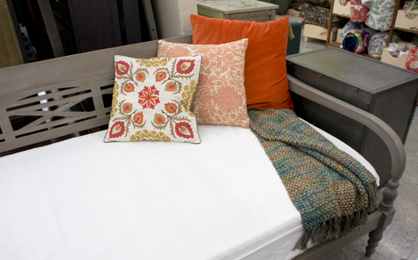 World Market daybed via Year of Serendipity