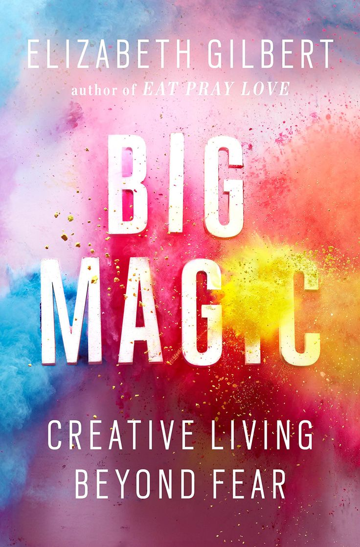 Finding Inspiration: Read a book (Big Magic)