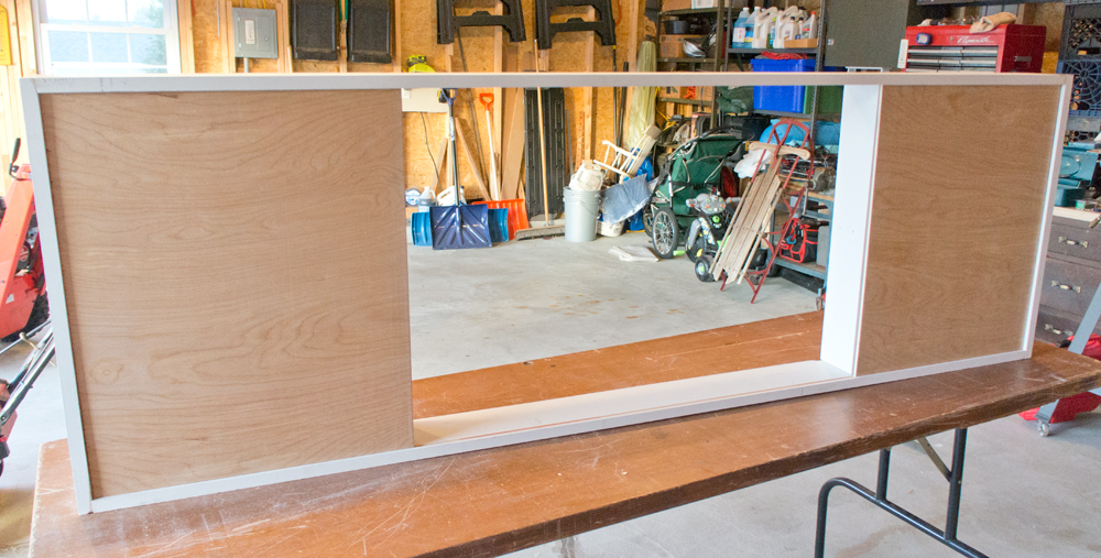 Build it: DIY tv cabinet - via Year of Serendipity