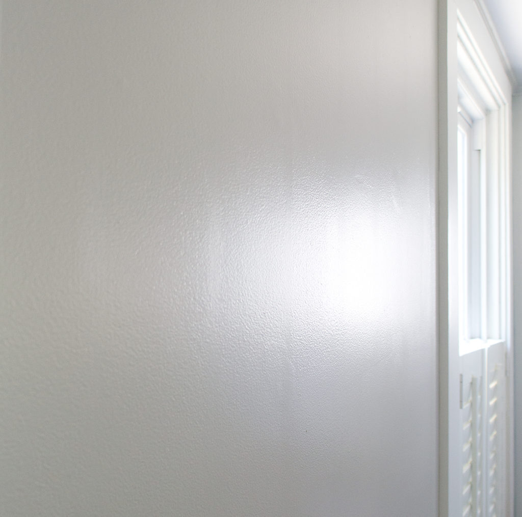 gray paint with shaddow stripes