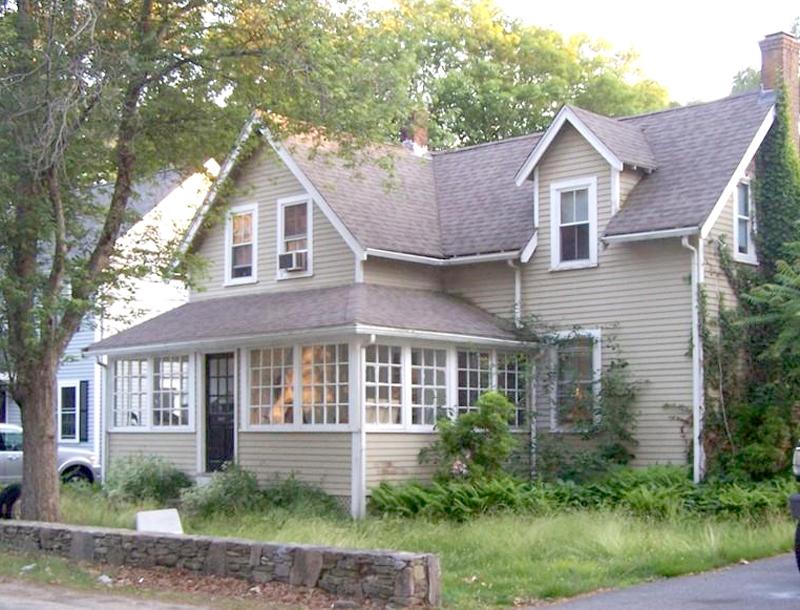 Massacusetts Ave Short Sale House