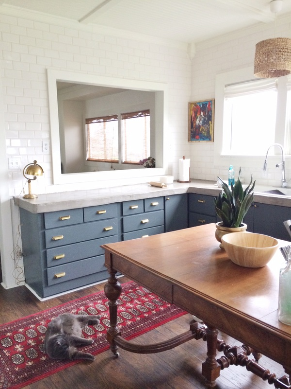 Thimble and Cloth Kitchen Renovation