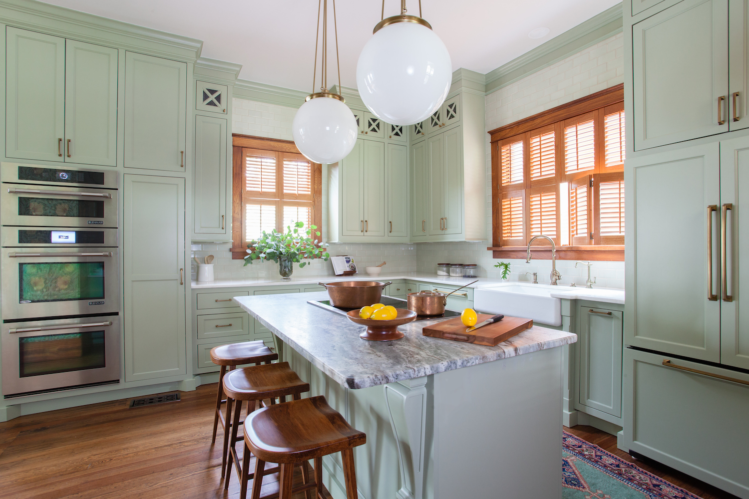 Sarah Stacey Interior Design Moulton Kitchen
