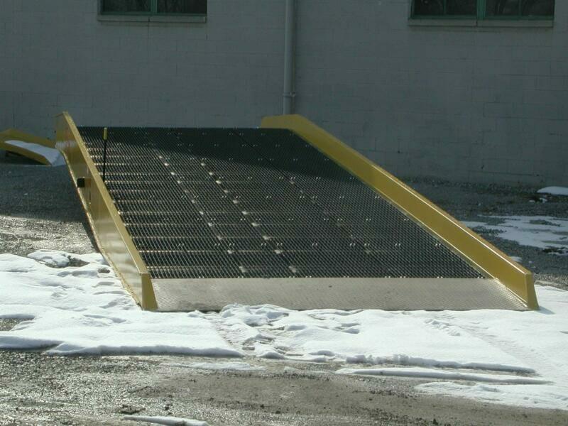 custom dock ramps