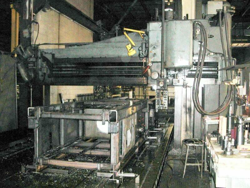 custom steel fabrication mill