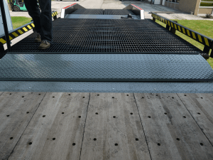 portable dock ramp