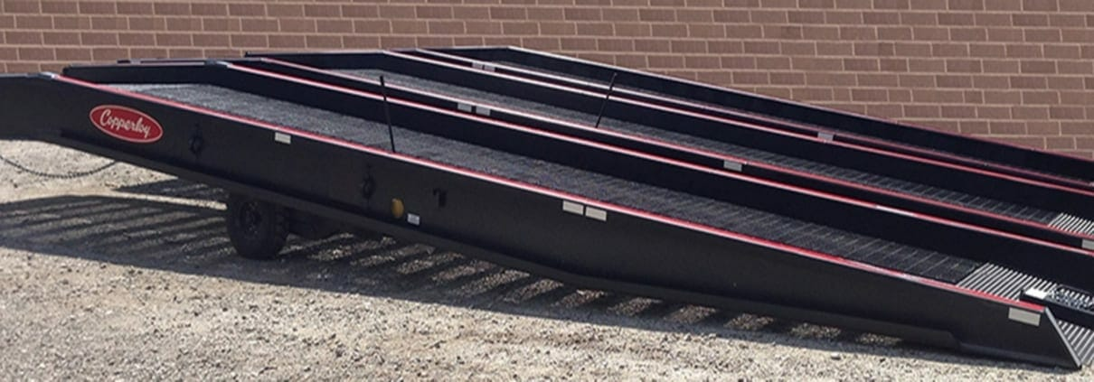 Heavy Duty Ramp Rental Services from a Proven Manufacturer