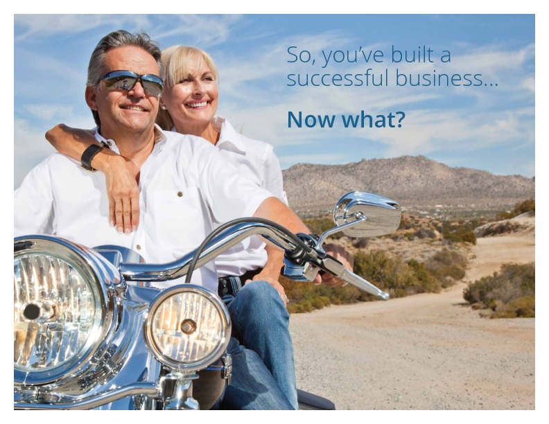 So you've built a successful business