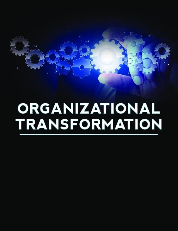 Hpl organizational transformation