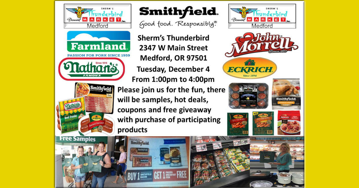 Sherm's Thunderbird Location