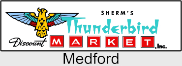 Sherm's Thunderbird Medford Location