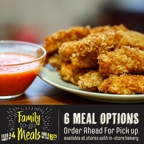 Chicken Tenders Option