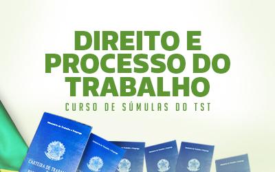Processo do Trabalho - Curso de Súmulas do TST
