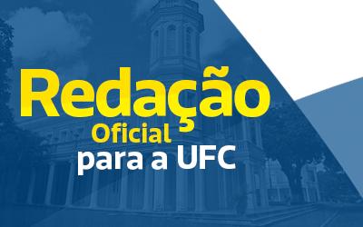 Redação para UFC - Assistente em Administração