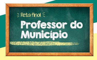 Professor do Município Reta Final