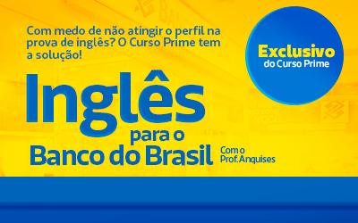 Inglês para o Banco do Brasil