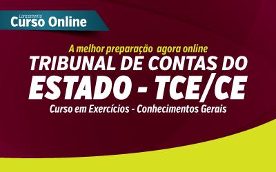 TCE em Exercícios (Online)