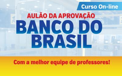 Aulão da Aprovação - Banco do Brasil (On-line)